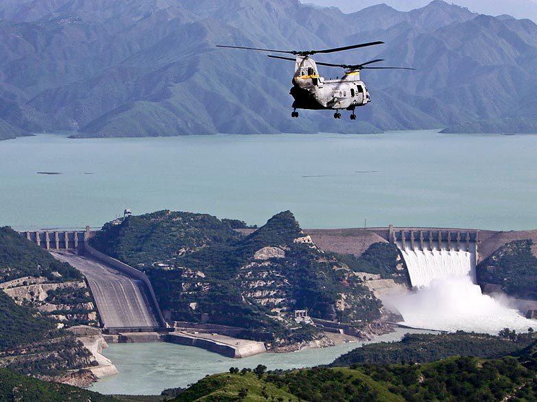As A Part Of An Expansion Project In Tarbela Dam, Four Workers Lost Their Lives