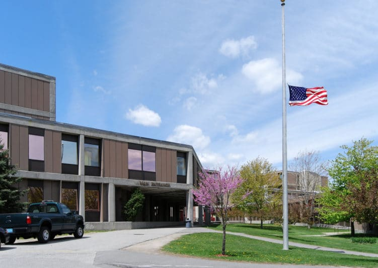 Construction Worker Killed at Woburn Public Library