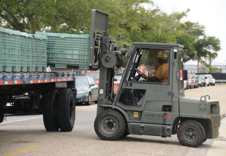 Forklift Accident Killed a Construction Worker