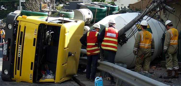 Truck Accident Attorneys NYC